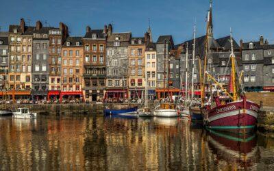 Crucero por las vías navegables de Bélgica y Francia