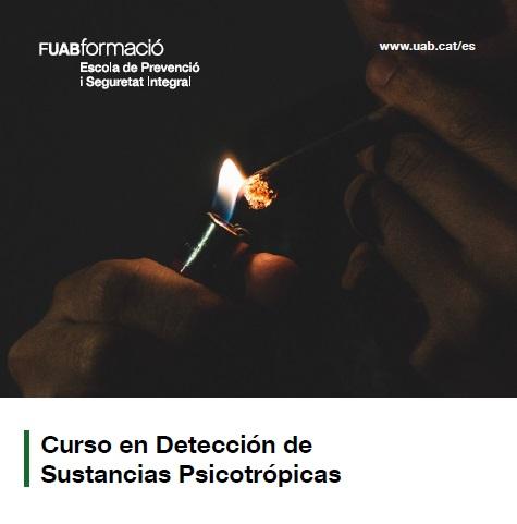 Detección de Substancias Psicotrópicas