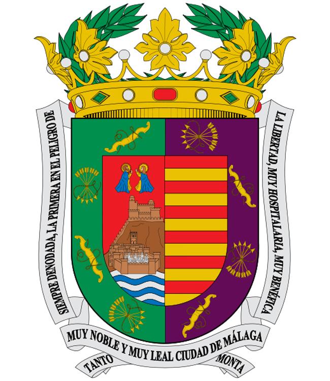 Escudo provincia de Málaga