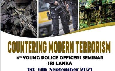 6º Seminario para Jóvenes Oficiales de Policía