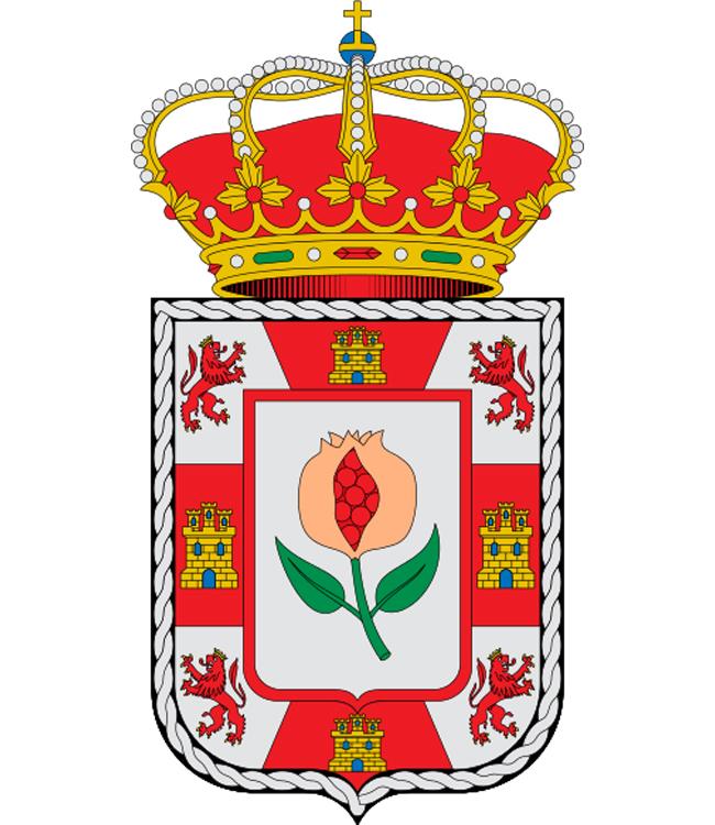 Escudo provincia de Granada