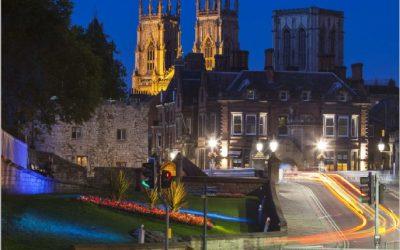 ¿Te gustaría patrullar en la ciudad de York en el Reino Unido?